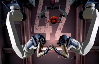Valve's Aperture Lab Index Demo Updated to Support Oculus Touch 1