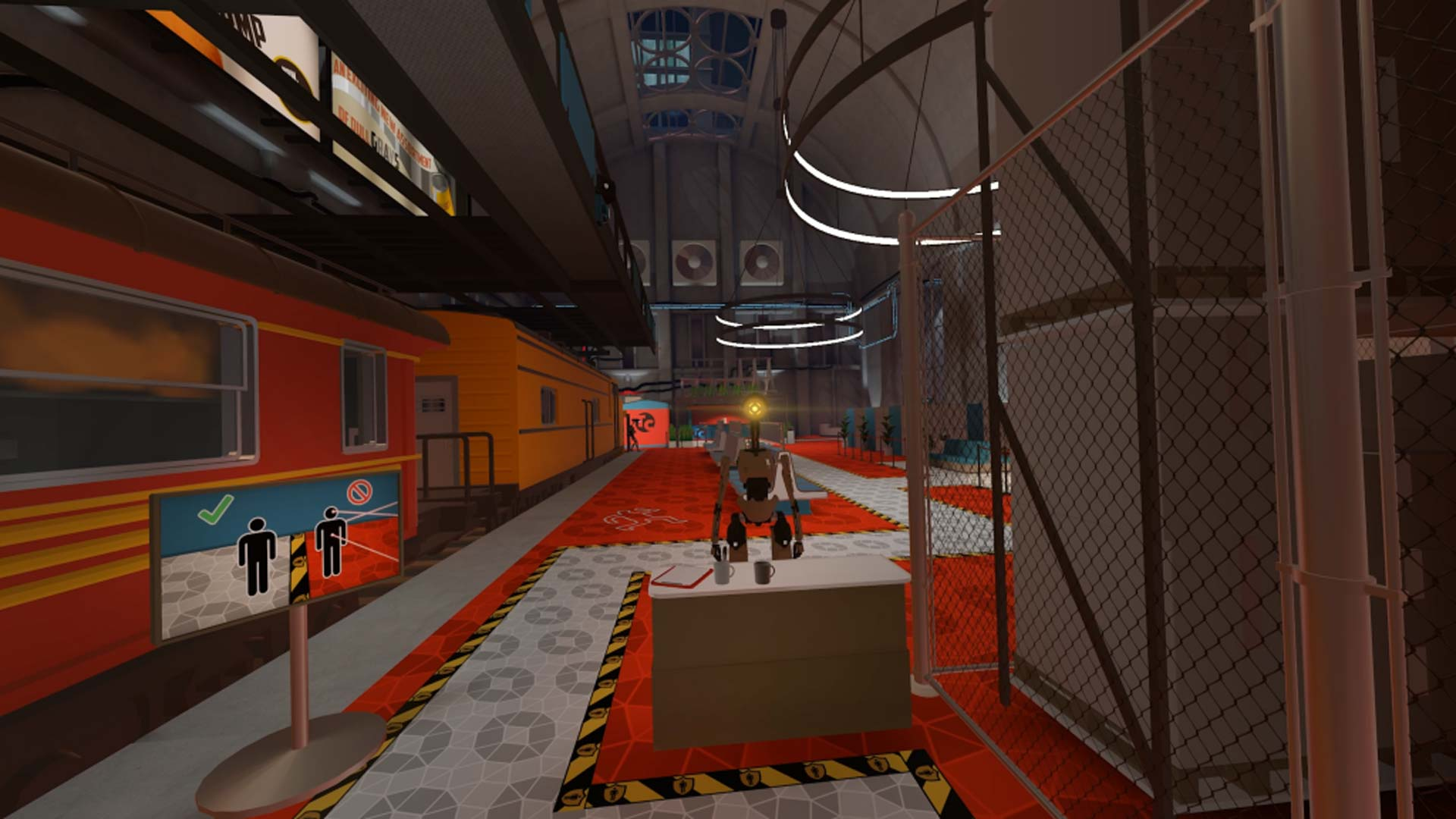 'Budget Cuts 2' to Launch on PC VR Headsets in December 1