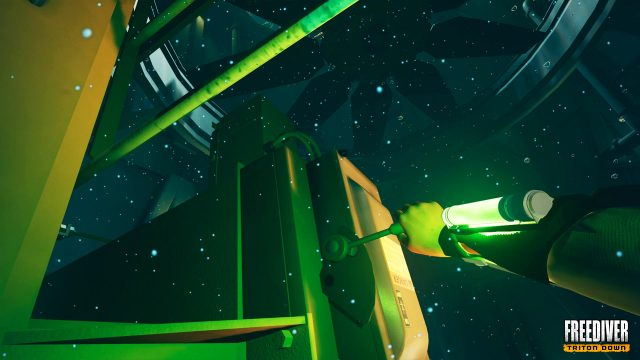 Triton Down is a Quick VR Journey Filled with Good Concepts 7