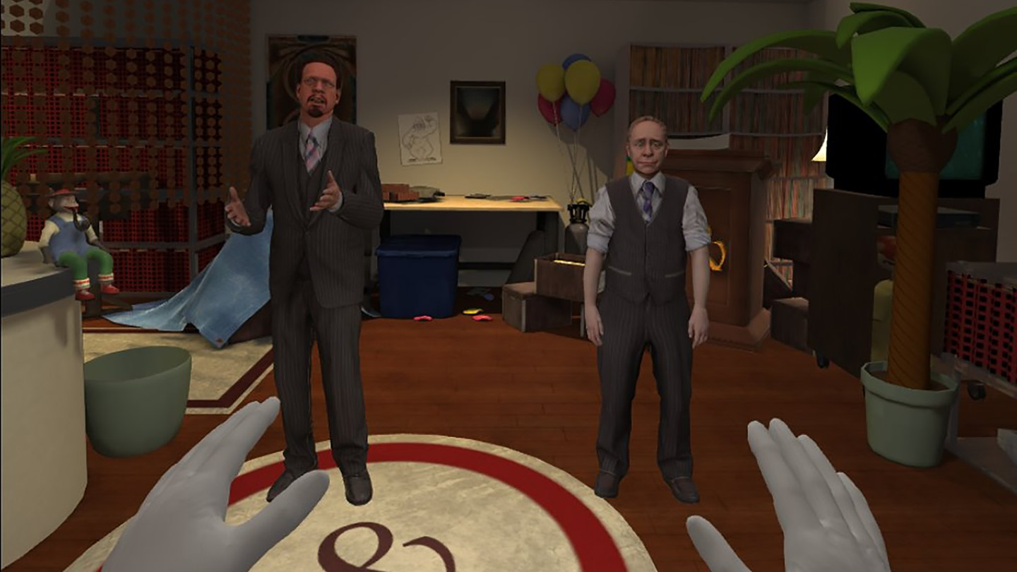 Penn & Teller VR Game Coming to Quest & PC VR Next Week, PSVR in July