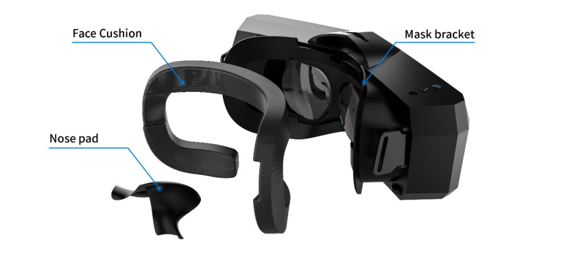 "Pimax Broadcasts Enhancements to ""5K"" Plus and ""8K"" Headsets, Updates on Equipment – Highway to VR 11"