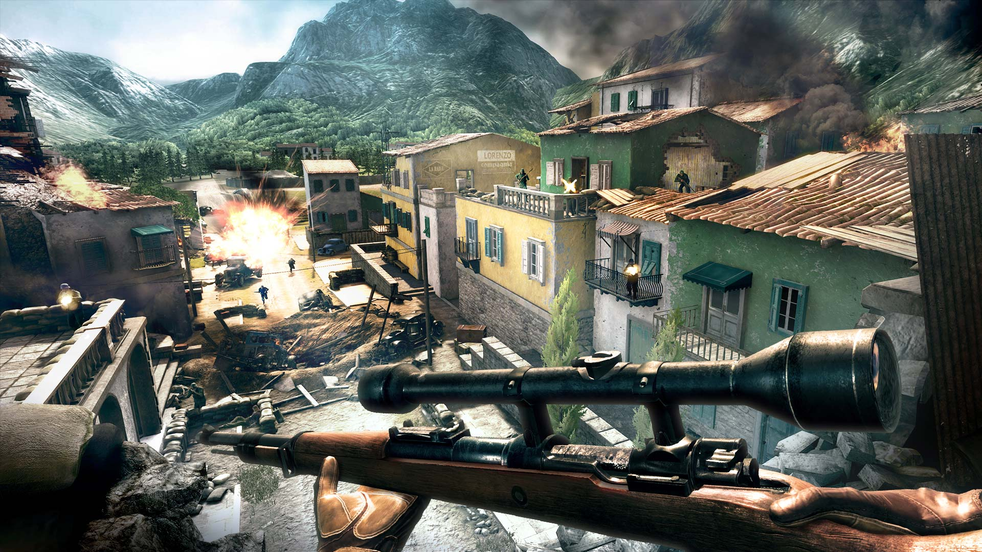 Revolt Unveils Sniper Elite VR Gameplay Footage, Confirms PS Intention Help 5