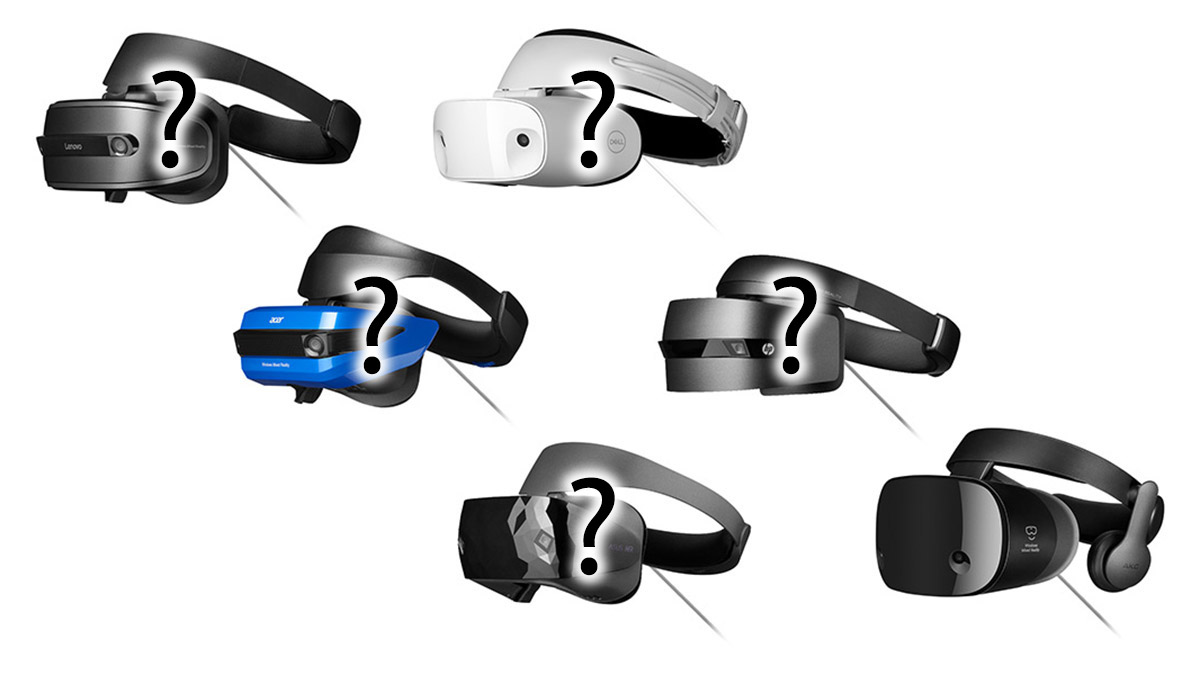 Most Windows VR Headsets Have Vanished from the Microsoft Store, Limited Stock Elsewhere