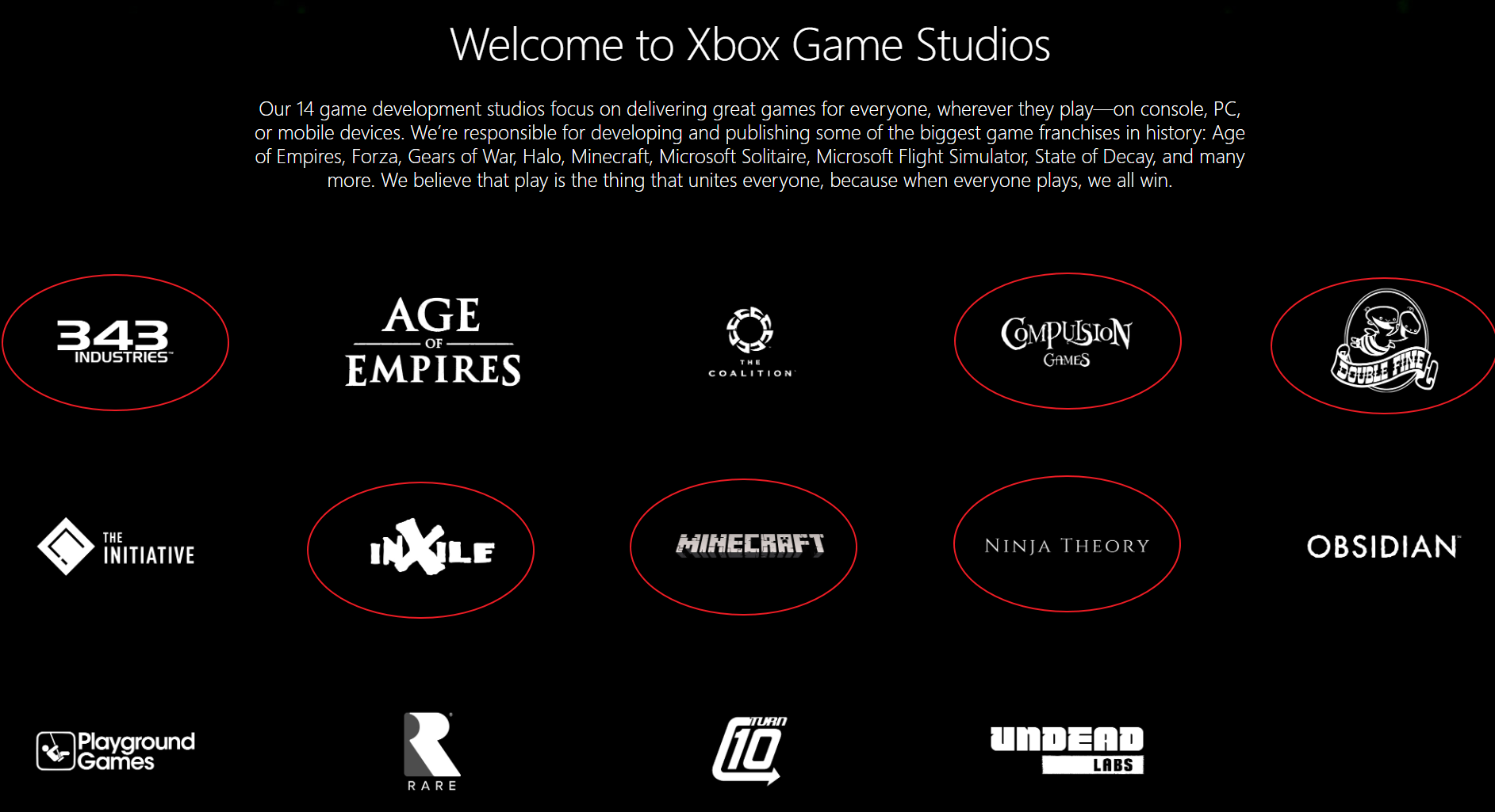 Xbox Game Studios Has Acquired Heaps of VR Talent