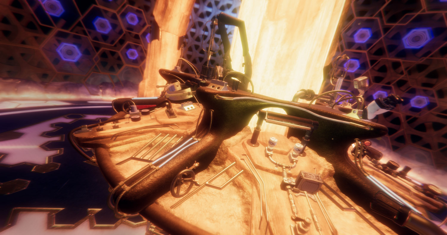 Doctor Who VR Game Lets You Pilot a Fully Functional TARDIS 2