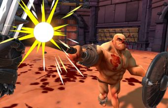 Hyperviolent Gladiator Sim GORN to Leave Early Access Soon 1
