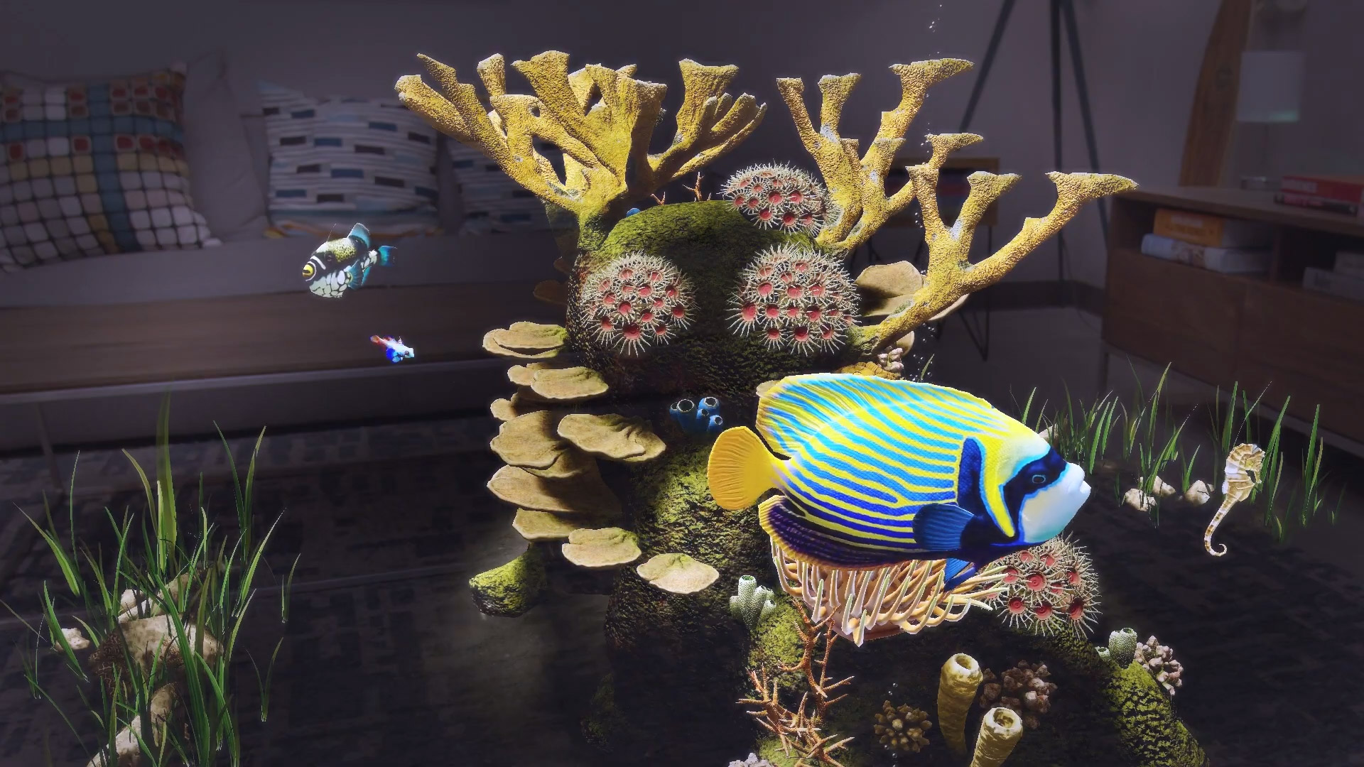New Magic Leap Studios 'Undersea' Experience Turns Your Living Room into a Coral Reef