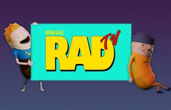 Madcap Social VR Party Game RADtv Resurfaces with August Launch Date 1
