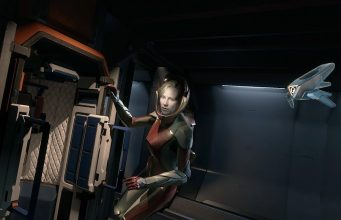 15 Minutes of Lone Echo 2 Gameplay – Road to VR 1