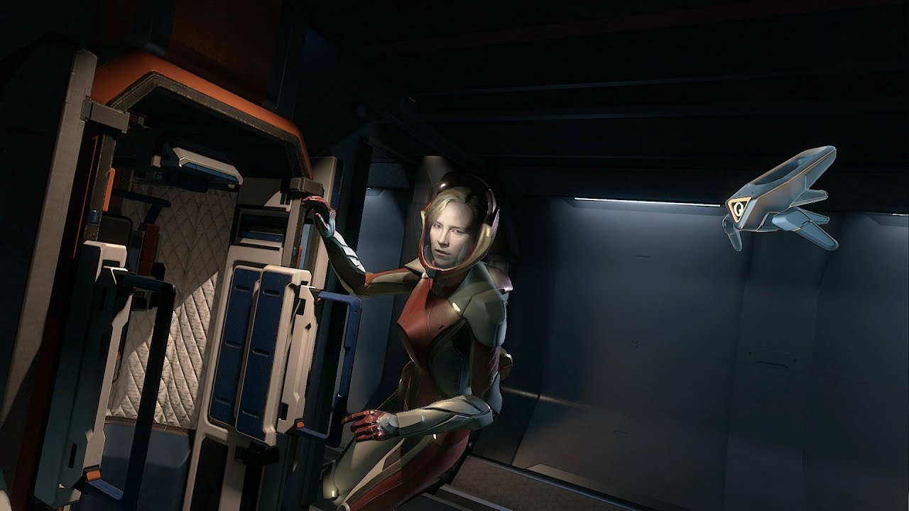 15 Minutes of Lone Echo 2 Gameplay – Road to VR