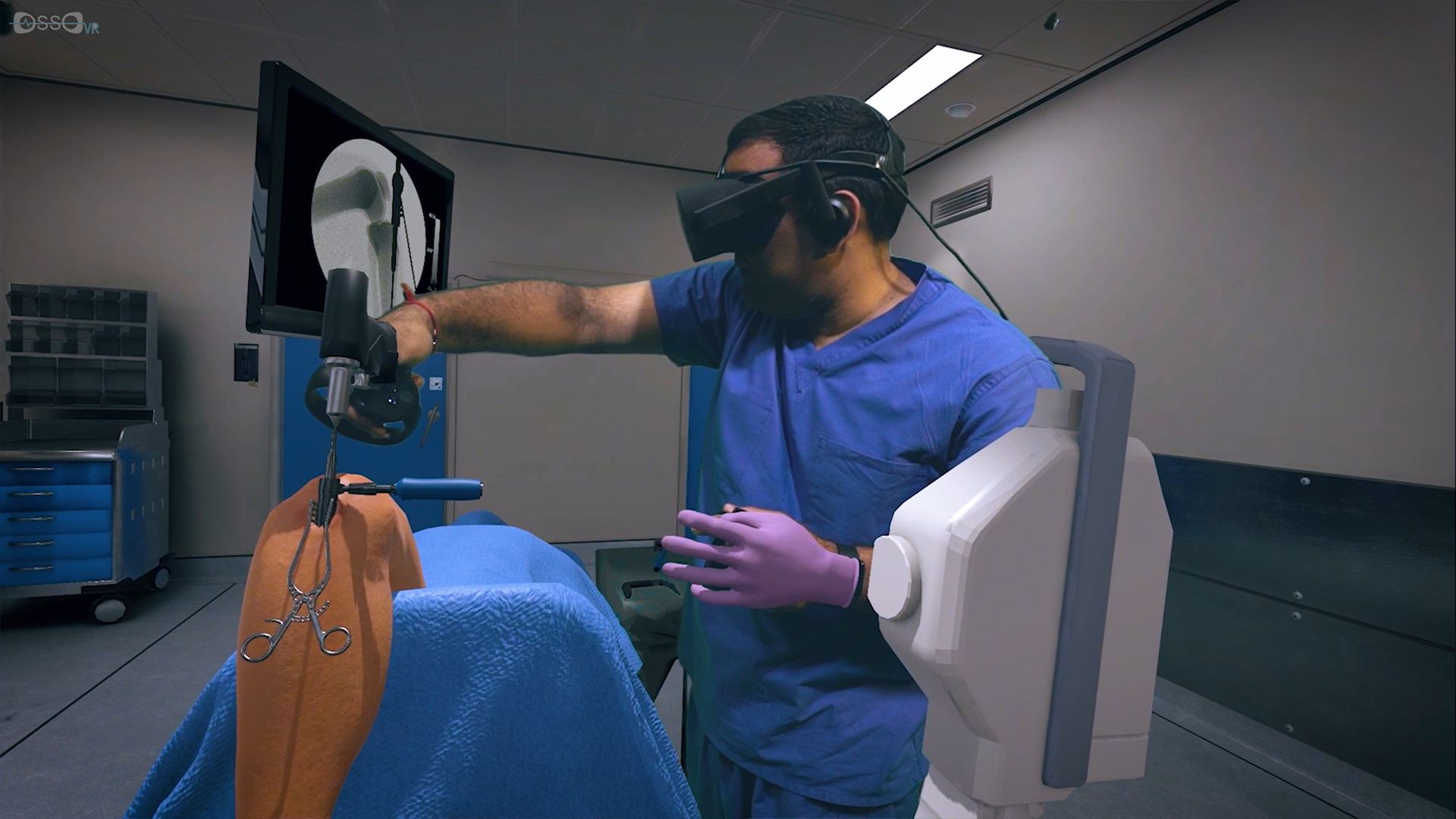 Surgery Training Platform Osso VR Now Used by 1,000 Surgeons Monthly