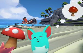 Adorable Adventure Raccoon Lagoon Launches on Quest & Rift 1