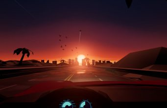 VR Music Video 'Sheaf - Together EP' is a Low Poly Love Letter to the '80s – Road to VR 1
