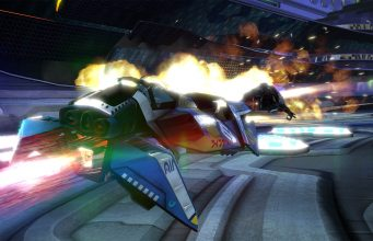 'WipEout Omega Assortment' Free in August for PS Plus Members, Consists of Full PSVR Assist – Street to VR 9