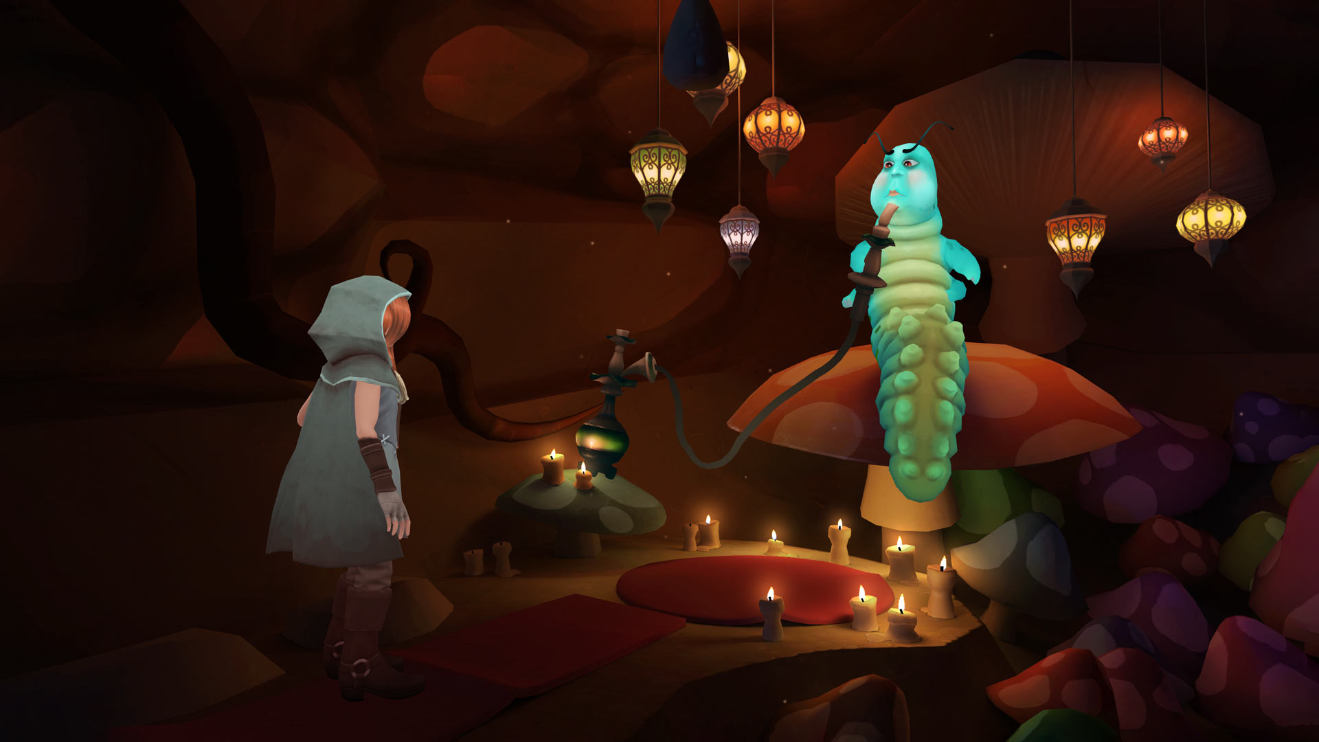 Down the Rabbit Hole is a Delightful Miniature Wonderland Filled with Puzzles 3