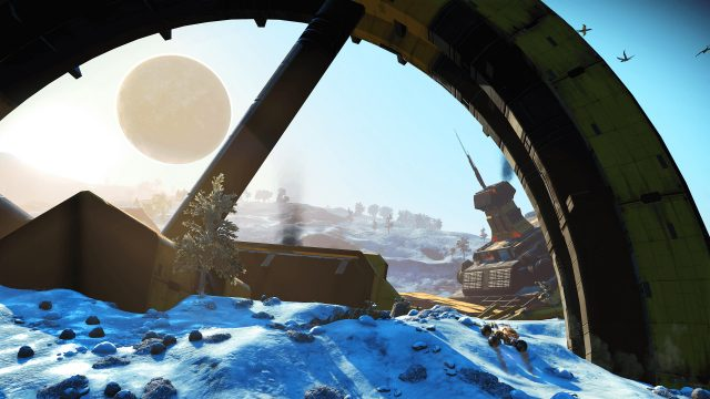 No Man's Sky VR Review – A Wonderful, Deeply Flawed Space Odyssey 1