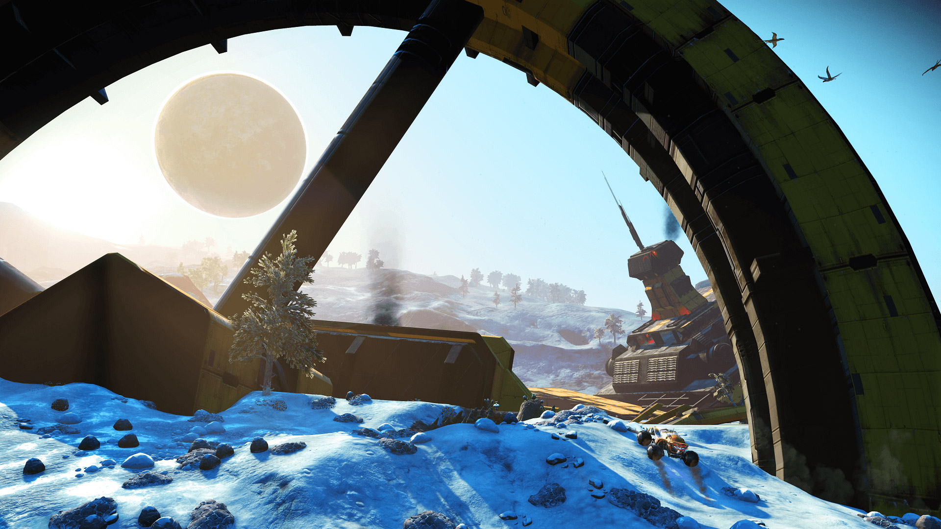 'No Man's Sky' VR Review – A Wonderful, Deeply Flawed Space Odyssey