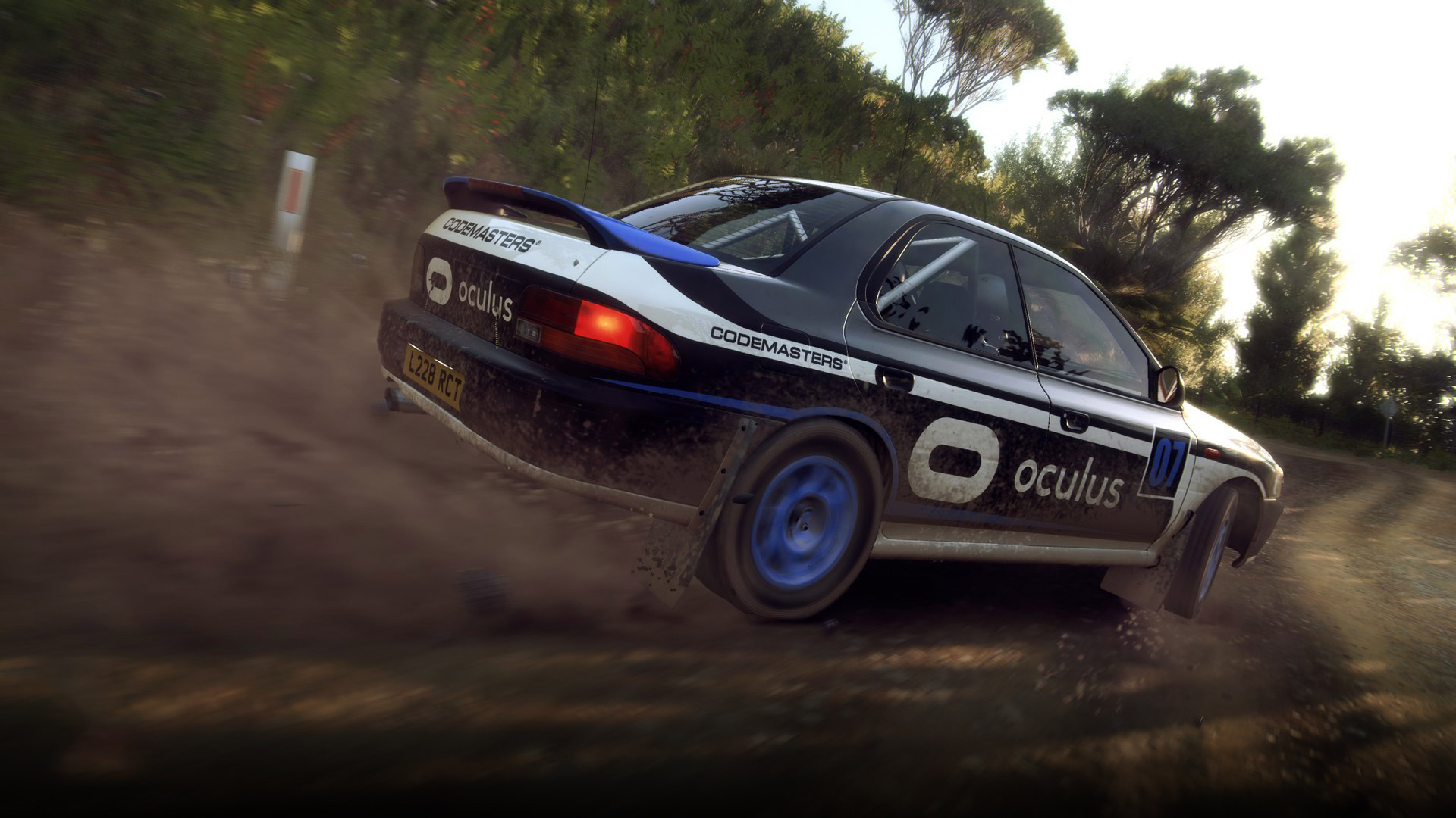 'DiRT Rally 2.0' Finally Gets VR Support for Rift, Index, & Vive; 'No Plans' for PSVR