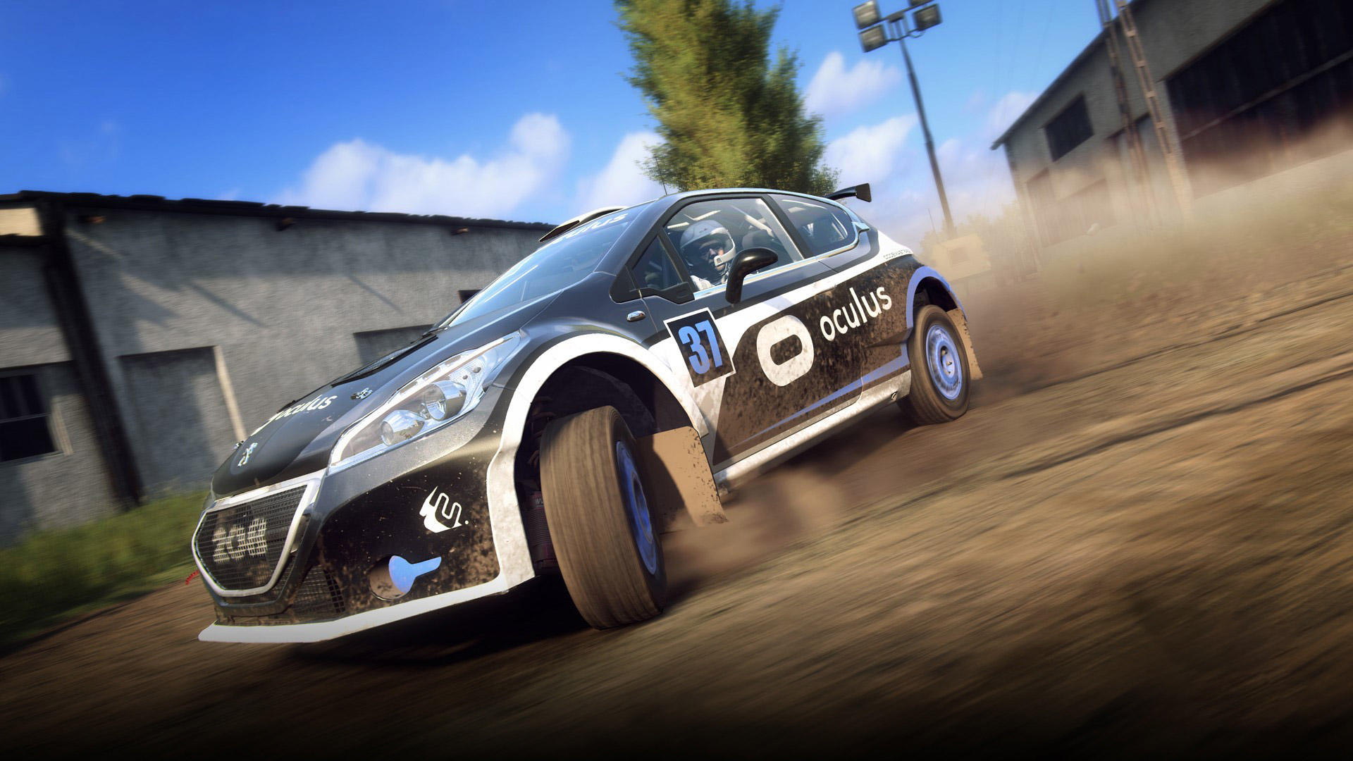 DiRT Rally 2 0' VR Support for Rift, Index, & Vive
