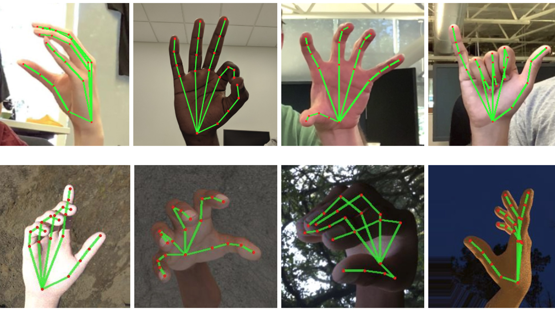 Google Releases Real-time Mobile Hand Tracking to R&D Community