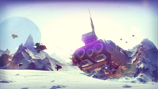 No Man's Sky VR Review – A Wonderful, Deeply Flawed Space Odyssey 9