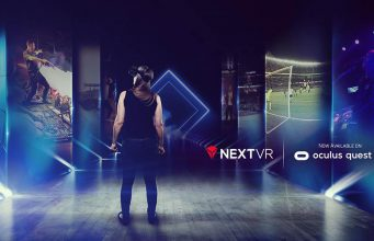 NextVR Brings Its Live Streamed Events to Oculus Quest – Road to VR 1