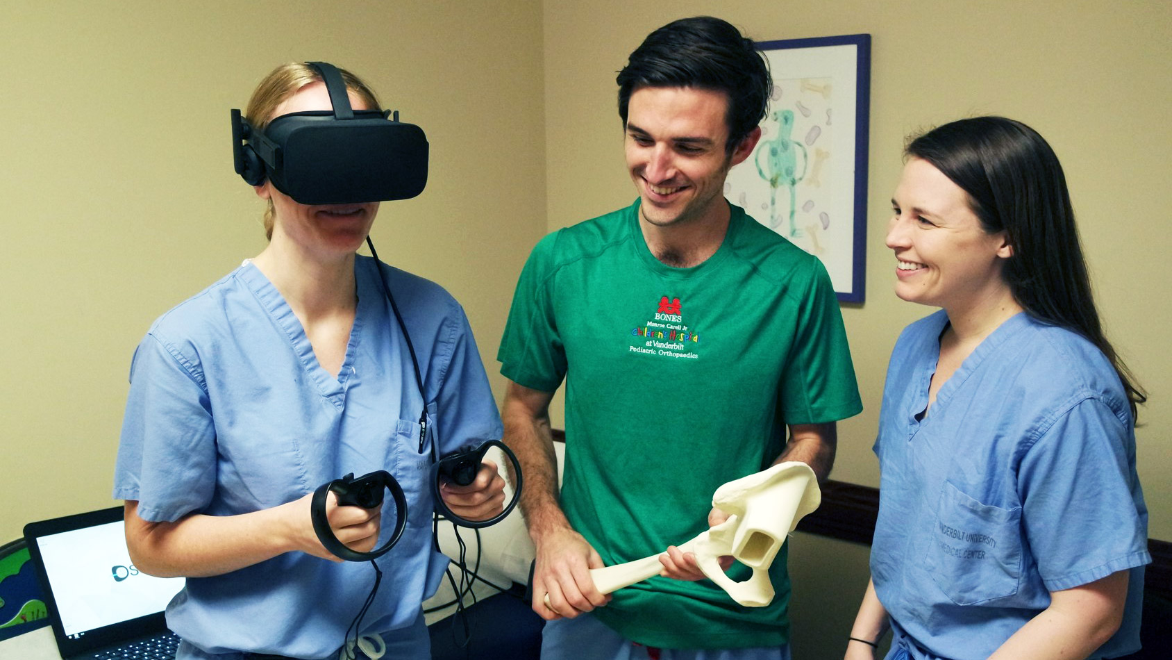 UCLA Surgical Training Study Shows VR Beats Traditional Training by 130%