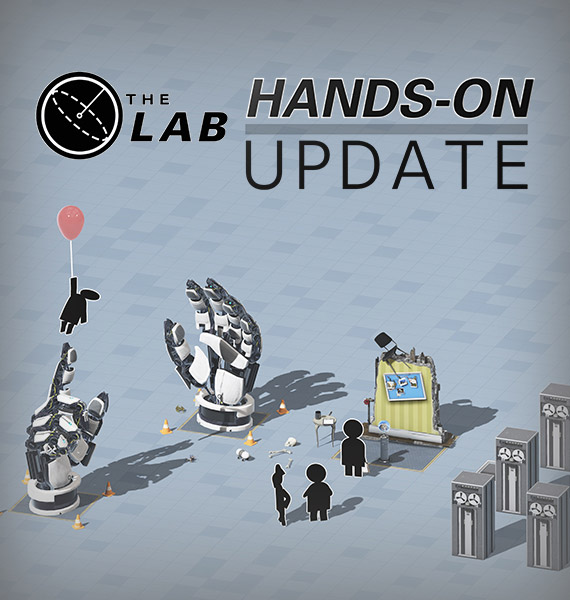 Valve Updates The Lab for Index Controllers and Latest VR Tech Stack 1