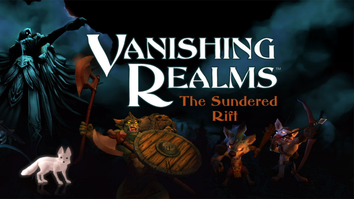 Major Expansion to Vanishing Realms Released with Launch Discount