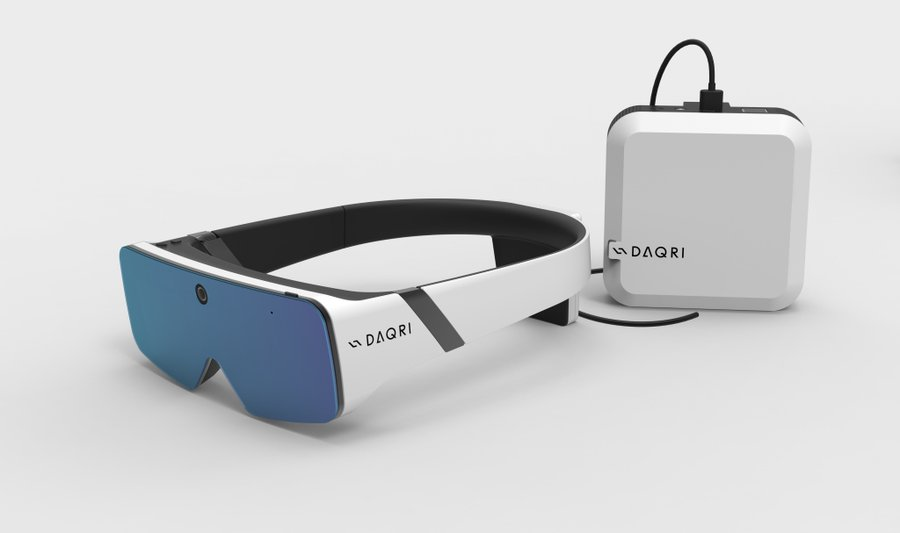 Well-funded AR Headset Startup DAQRI is Shutting Down – Road to VR 1
