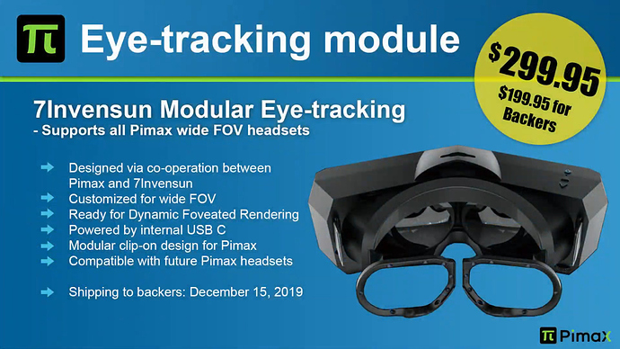 Pimax Details Upcoming Accessories – Price, Launch Date & More – Road to VR 2