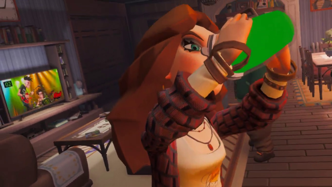 'Groundhog Day VR' Review – a Little Tedious but a Lot of Heart – Road to VR 3