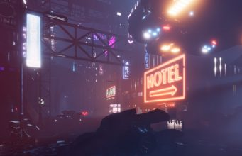 Cyberpunk Adventure 'LOW-FI' to Feature Exclusive Music by GUNSHIP – Road to VR 1