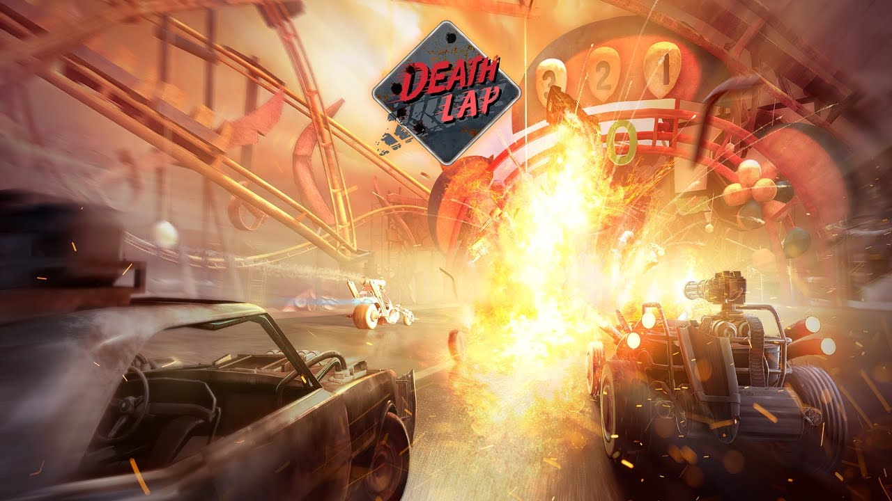 'Death Lap' Mashes up Mario Kart Racing & Twisted Metal, Coming Soon to Rift & Quest – Road to VR