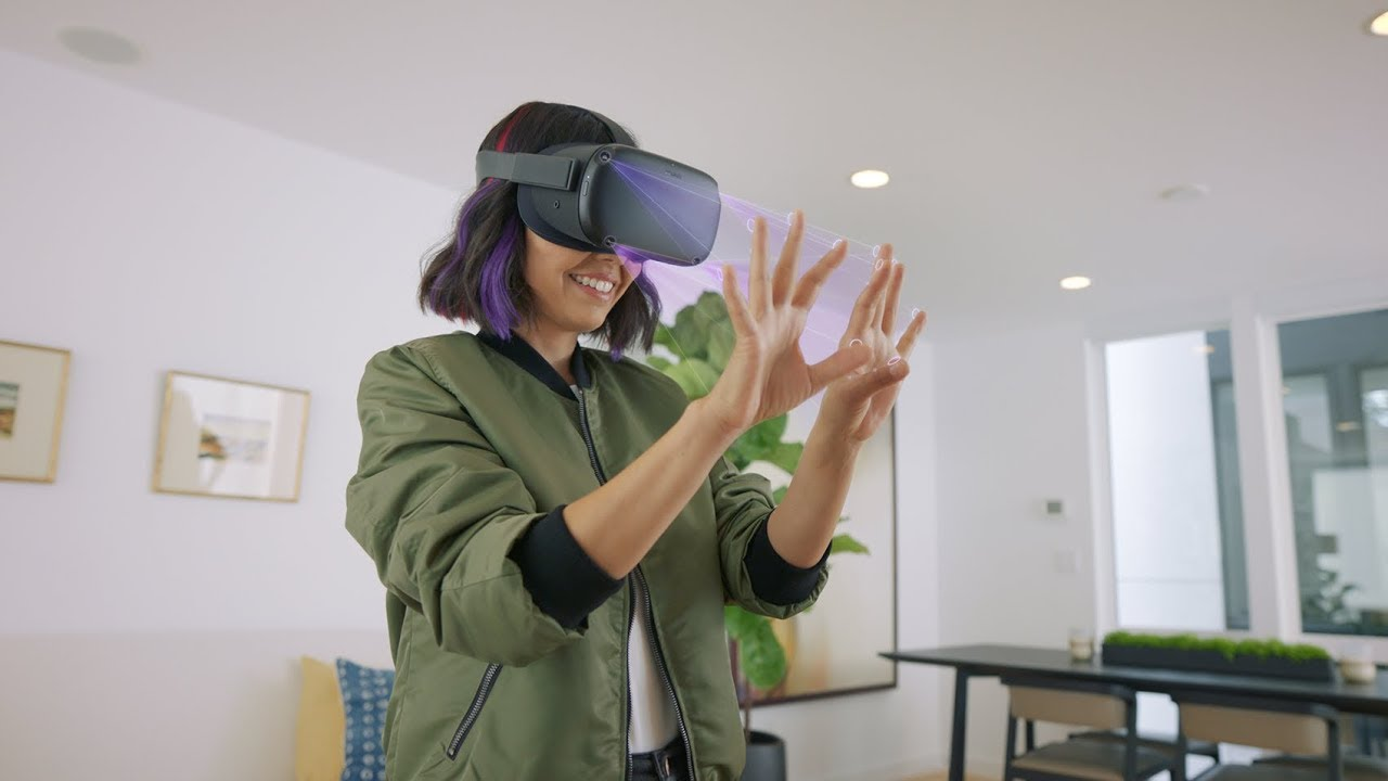 Oculus Will 'wait for feedback' on Quest While Considering Hand-tracking for Rift S