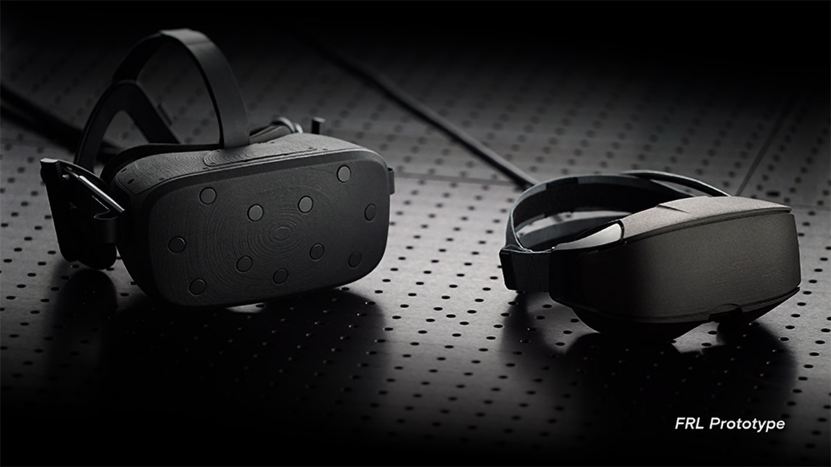 Oculus Connect 6: New Oculus Half Dome Prototypes Show Advanced Optics