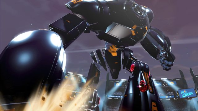 Rise of the Titan' to Bring Its Colossal Robotic Boss