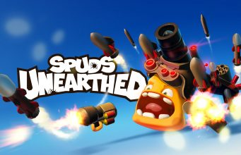 Real-time Strategy & MOBA Inspired 'Spuds Unearthed' Available Now 1