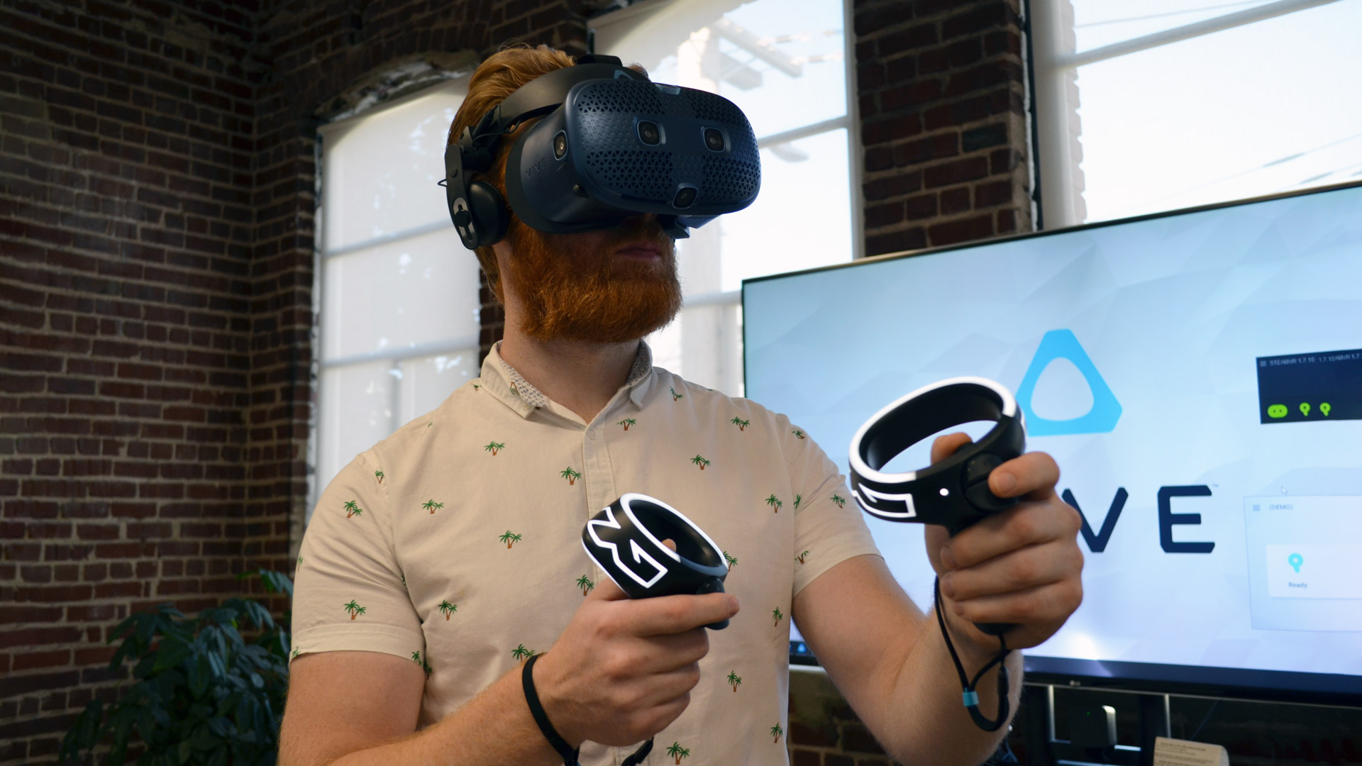Hands-on: Vive Cosmos Aims to Reboot the Vive Experience