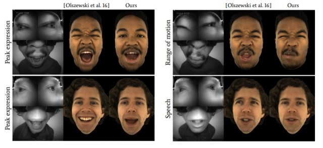 Facebook Publishes New Research on Hyper-realistic Virtual Avatars 2
