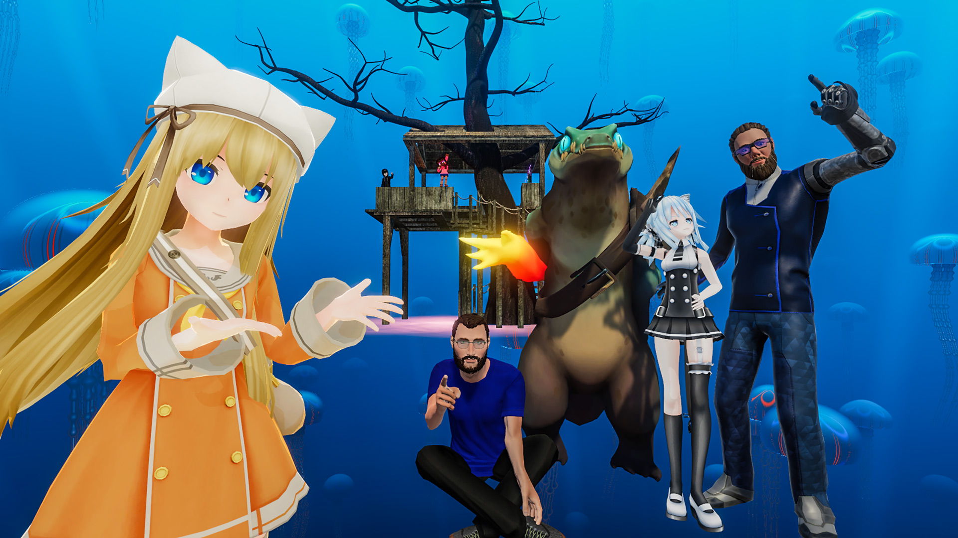 Social VR App 'VRChat' is Seeing Record Usage Amidst the Pandemic