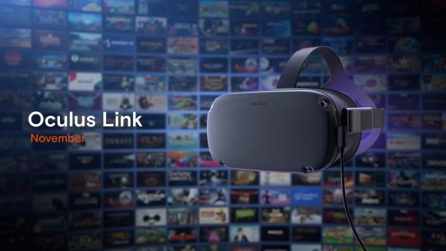 What Oculus Link Tells Us About Next-gen Oculus Quest and Rift 1
