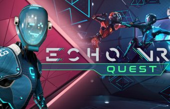 Echo VR Update Adds AI Opponents and More Ahead of Quest Release 1
