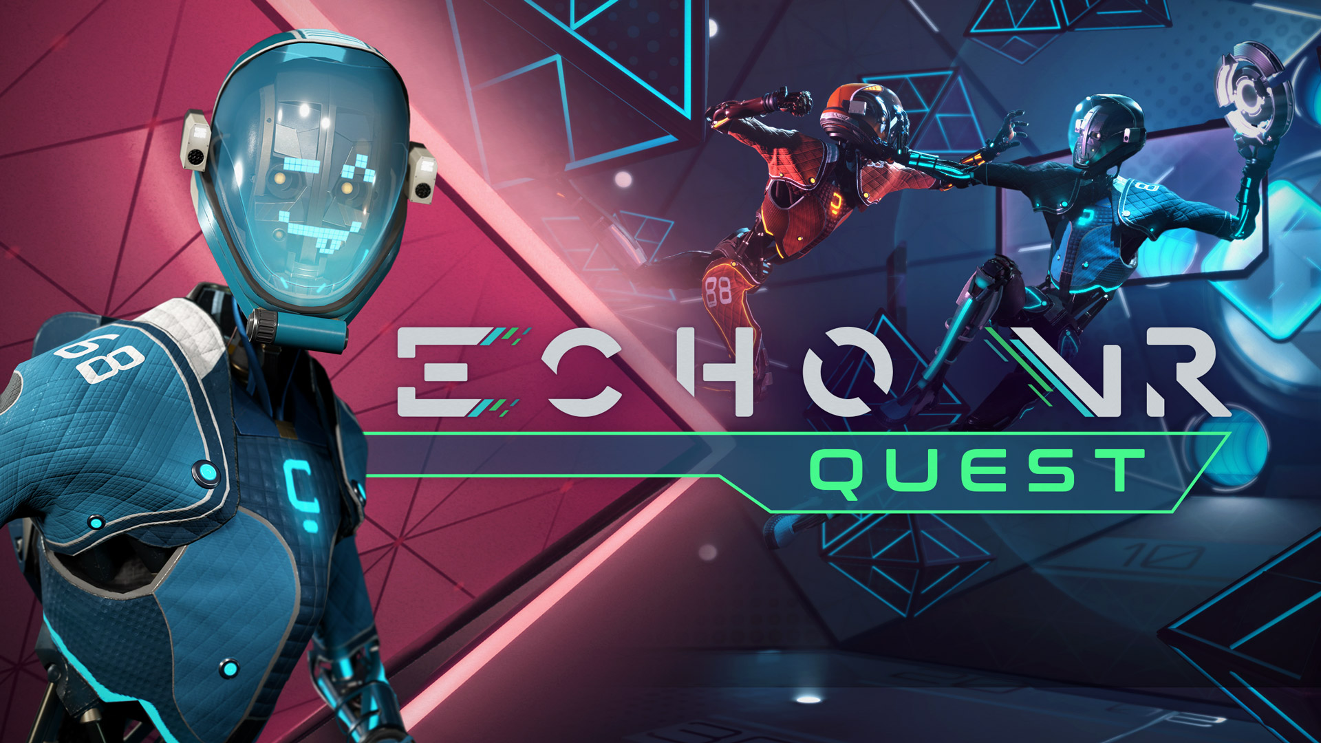'Echo VR' Update Adds AI Opponents and More Ahead Launch on Quest Later This Year