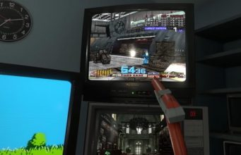Retro Emulator 'EmuVR' Now Lets You Blast Away at Classic Light Gun Games – Road to VR 1