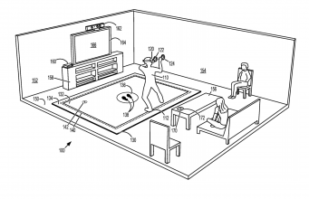 Microsoft Files 'Virtual Reality Floor Mat' Patent, Possibly Aimed at an Xbox VR Headset
