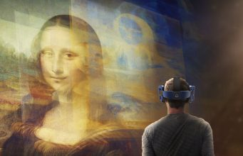 The Louvre is Bringing The Mona Lisa to Life Soon in a New VR Experience