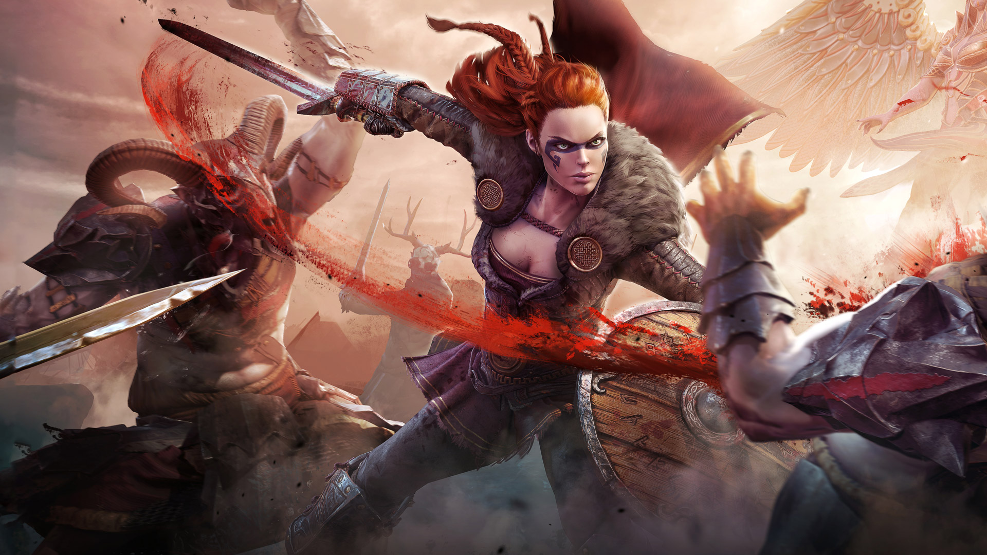 'Asgard's Wrath' Behind-the-scenes – Insights & Artwork from Sanzaru Games and Oculus Studios