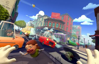 'Traffic Jams' Lets You Control Traffic, Help Pedestrians & Kill Zombies – Road to VR 1