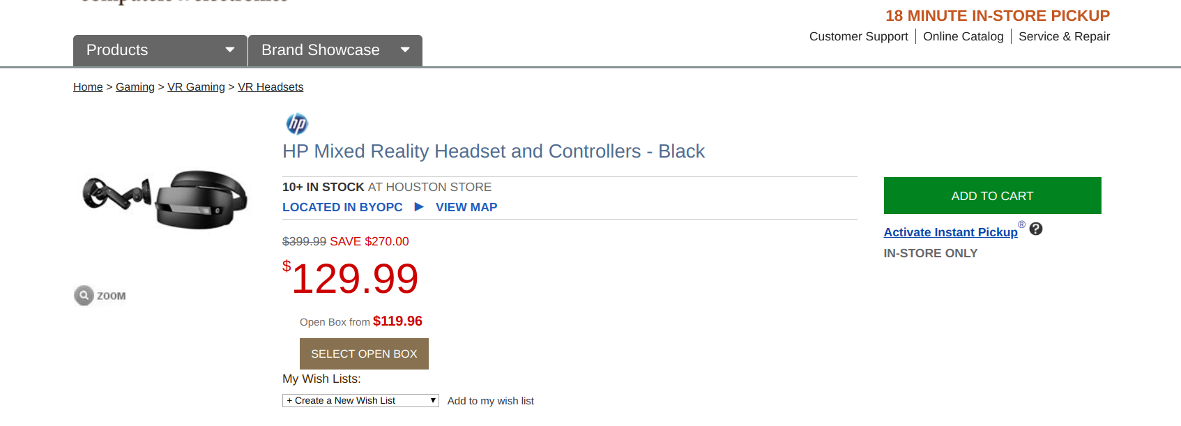 Micro Middle Sale Brings HP's Home windows Combined Actuality Headset to Simply $130 – Street to VR 8